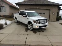 2011    Ford    F-150   SuperCrew   Limited Pickup Truck