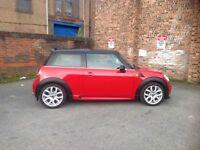 Mini Cooper 1.6 petrol. 2008