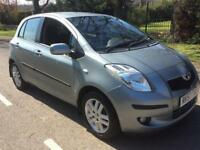 2007 Toyota Yaris 1.4 D-4D TR 5dr - ONE OWNER - FULL TOYOTA SERVICE HISTORY