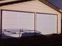 Custom Garage Door Installations