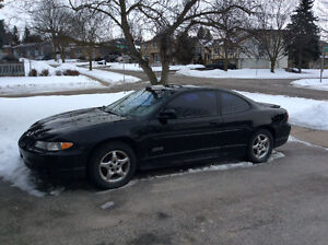 1998 Pontiac Grand Prix GTP Coupe (2 door)