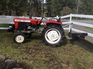 Yanmar 1500 Diesel Farm Tractor