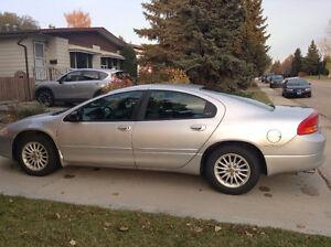 Chrysler Intrepid ES Executive Sedan