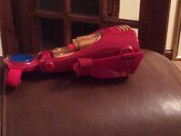 Iron man blaster
