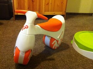 Little Bouncer and Bouncycle