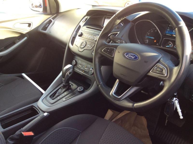 Ford Focus  Zetec Dr Powershift Automatic Petrol Estate