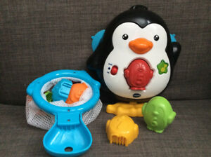 "VTECH ""COUNT AND DIVE PENGUIN"""