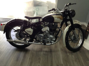 1959 Royal Enfield Bullet 350 Restored
