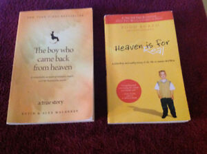 Heaven Is For Real/ The Boy Who Came Back From Heaven