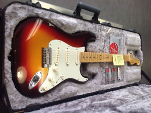 Fender American Deluxe Stratocaster Plus