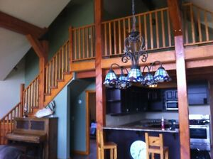 large efficient post and beam house with 160 acres for sale/rent Prince George British Columbia image 3