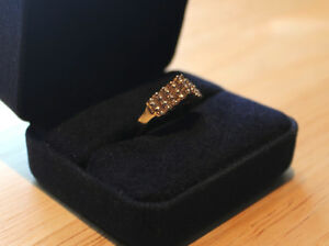 She will Love this for Christmas - 27 Diamond Cathedral Ring Kawartha Lakes Peterborough Area image 4