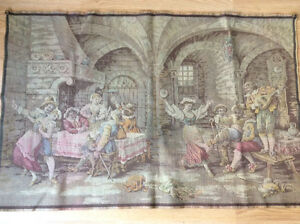 Tapestry antique