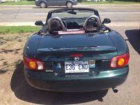 1999 Mazda Miata mx5 cabriolet