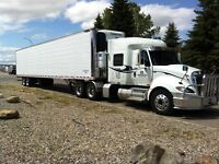 **Alberta only** Class One driver required ASAP