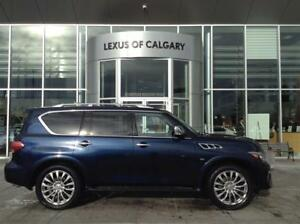 2015 Infiniti QX80 7-Passenger Technology Limited Technology Lim