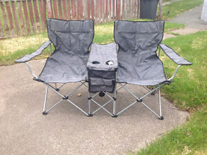 Camping chair , for 2