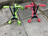 Hornet Trikes by Scuttlebug. (Two). £18 each.