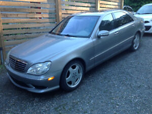 2004 Mercedes-Benz 500-Series Berline