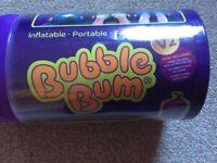 Bubble Bum travel car seat