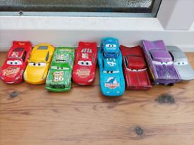 Disney Cars Lightning McQueen Diecast Cars