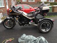 Trike Yamaha 1300 XVZ