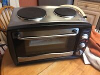 Counter Top mini oven and Hobbs - Scotts of Stow