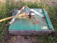 Topper 1 meter (3ft 3ins) approx, compact tractor mower