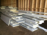 Insulated door panels new materials white