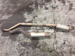 Acura RSX DC5 2002/2006 exhaust down pipe