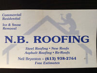 NB Roofing & Contracting Inc.