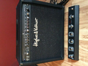 Hughes and Kettner amp for sale or trade for Fender amp