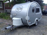 T@b/Tab Teardrop Trailer - Light Weight & in Excellent Condition