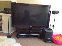 "Samsung 60"" tv Bose system"