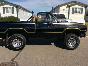 1976 RAMCHARGER BB383