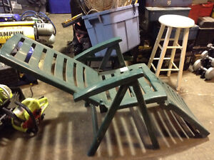 FREE Lawnchair & we have other things for sale