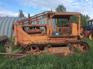 Allis-Chalmers HD-19H crawler tractor