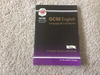 GCSE English language & literature