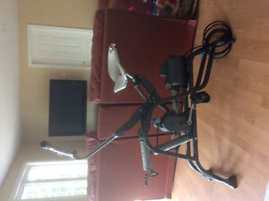 NEW PRICE!! 1960's Vintage Exercycle (Electric Exercise Bicycle)