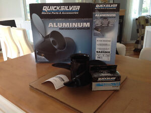 """Quicksilver 14"""" with 9 pitch Aluminum Propeller"""
