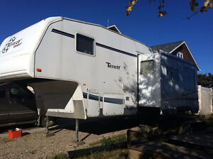 2007 Terry 29.5 Fifth Wheel