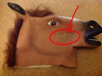 Signed by tom syndicate (horse mask)