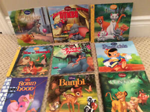 Children's Books Disney Clifford Caillou  Bernstein Bears & More