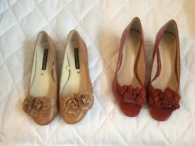 Shoes - never worn - size 3