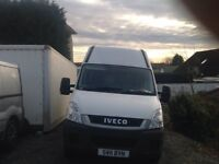 IVECO DAILY S/W/B HI /ROOF NO VAT