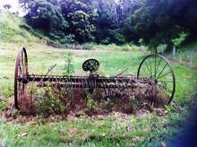 BEAUTIFUL VINTAGE RAKE/PLOUGH Wights Mountain Brisbane North West Preview