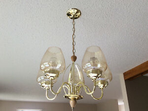 Hanging 5-Light Fixture