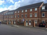 Double all inclusive room with private facilities a mile from Newcastle city centre