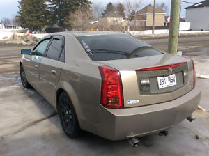 2004 Cadillac DTS Familiale