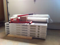 Laminate Flooring - N.I.B., Over 280 sq/ft!!!